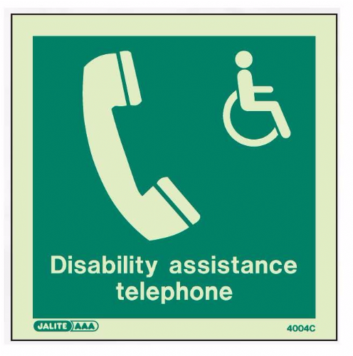 (4004C) Disability Assistance Telephone
